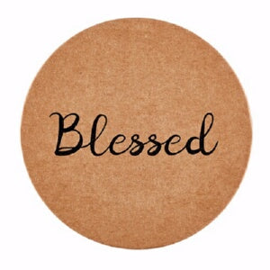 Coasters-Blessed (Pack Of 8)