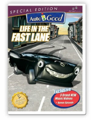 Auto-B-Good: Life In The Fast Lane DVD