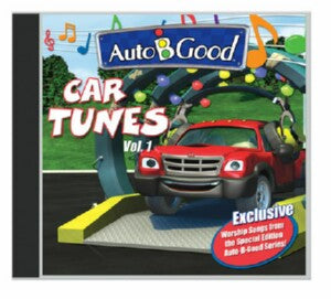 Auto-B-Good: Car Tunes CD
