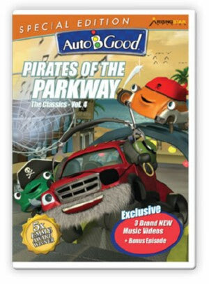 Auto-B-Good: Pirates of the Parkway DVD