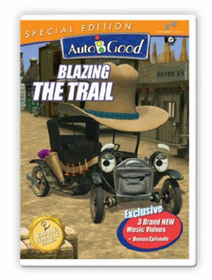 Auto-B-Good: Blazing The Trail DVD
