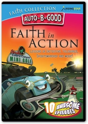 Auto-B-Good: Faith in Action DVD