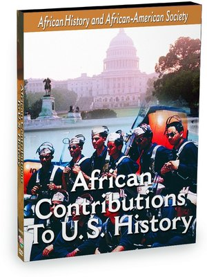 African-American History - African Contributions To US History African-American History - African Contributions To US History