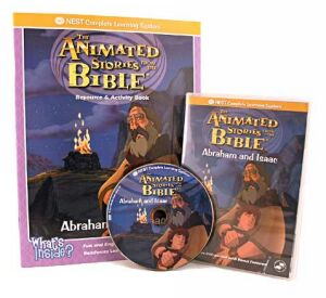 The Story Of Abraham And Isaac Video On Interactive DVD