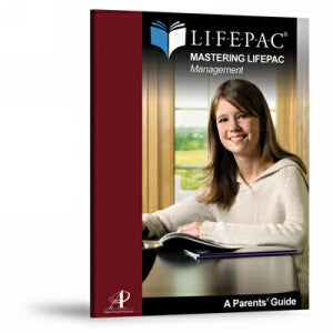 LIFEPAC Home School Resources Mastering LifePac Management