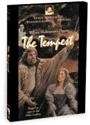 Shakespeare Series:  Tempest