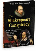 The Shakespeare Conspiracy Featuring Sir Derek Jacobi