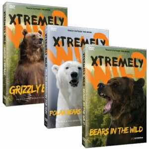 Xtremely Wild: Big Beautiful Bears