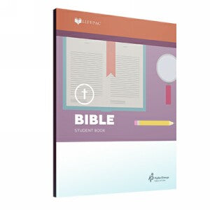LIFEPAC Third Grade Bible Set of 10 LIFEPACs Only