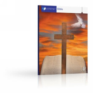 LIFEPAC Tenth Grade Bible Set of 10 LIFEPACs Only