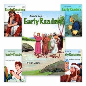 LIFEPAC Home School Resources Early Readers Level 3 Set