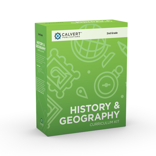 Calvert History & Geography Grade 2, Complete set