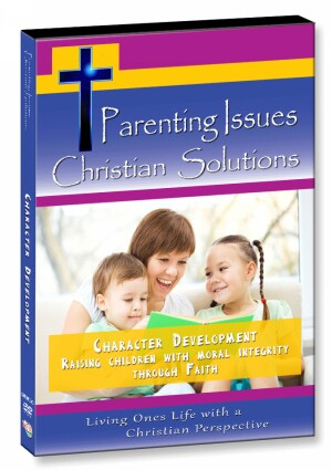 Character Development - Raising children with moral integrity through faith