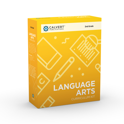Calvert Language Arts Grade 2, Complete set