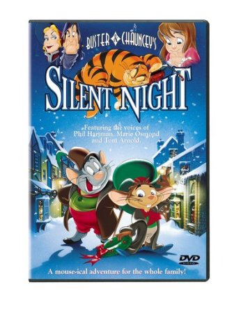 Buster And Chaunceys Silent Night Christmas DVD