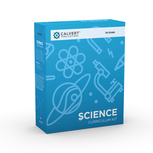 Calvert Science Grade 1, Complete set