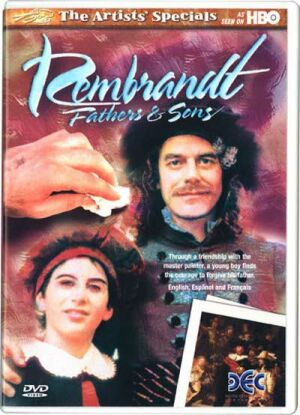 Rembrandt Fathers And Sons DVD
