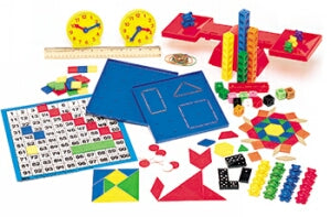 Complete Homeschool Kit Additional Manipulatives Gr K-3