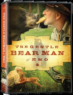 The Gentle Bear Man of Emo - DVD