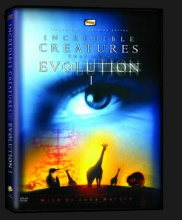 Incredible Creatures That Defy Evolution I DVD