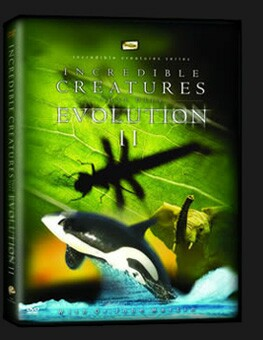 Incredible Creatures That Defy Evolution II DVD