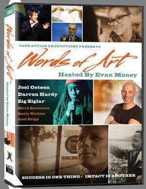 Words of Art DVD