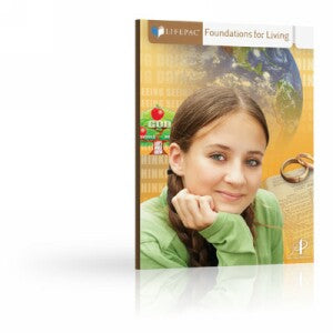 LIFEPAC Foundations for Living Teacher's Guide