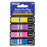 1-2in Color Coding Flags 120ct Stick On Flags