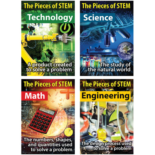 Stem Bb Set Grades 5-8