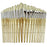 (2 St) Wood Brushes 24 Per Pk
