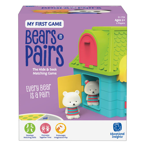 My First Game Bears In Pairs