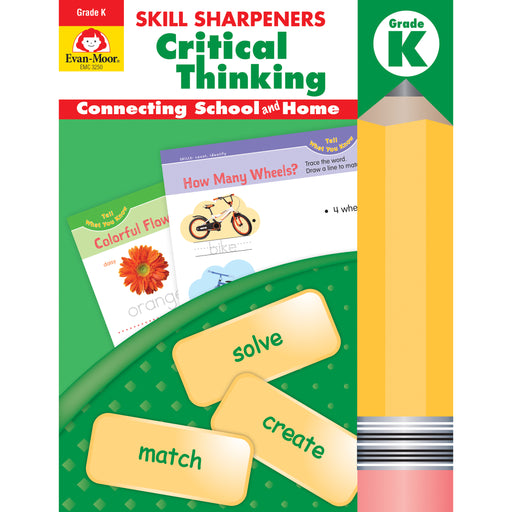 Gr K Skill Sharpeners Critical Thinking