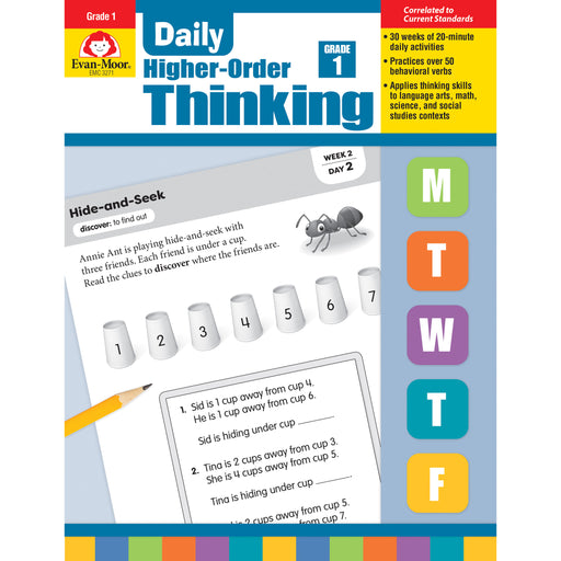 Daily Higher Order Thinking Gr 1