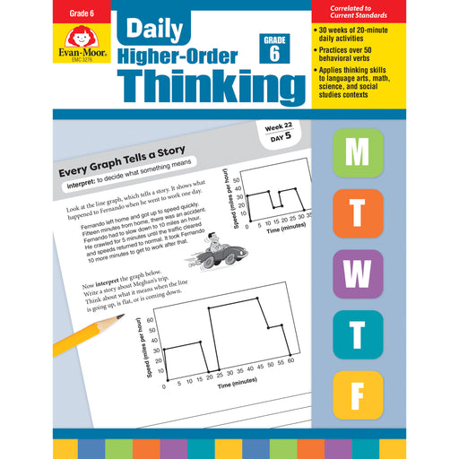 Daily Higher Order Thinking Gr 6