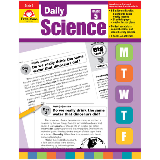 Daily Science Gr 5