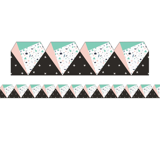 Diamonds Xtra Wide Diecut Deco Trim Simply Sassy
