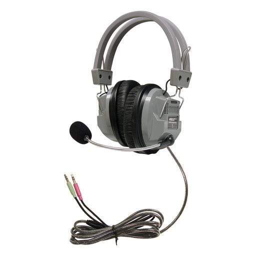 Deluxe Headphone W- Boom Microphone