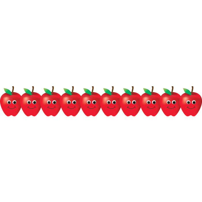 (5 Pk) Happy Apples Border