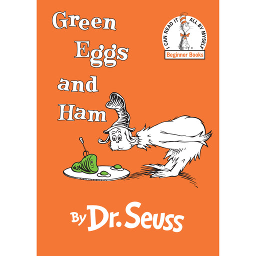 Green Eggs And Ham Hardcover