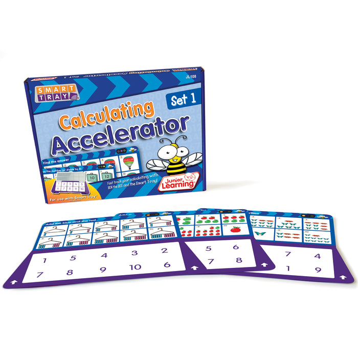 Smart Tray Calculator Accel Set 1