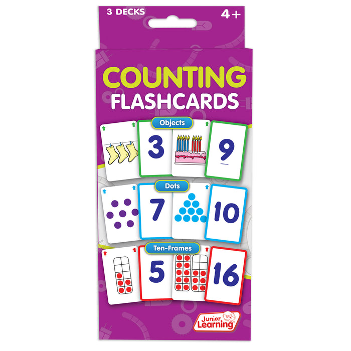 Counting Flash Cards