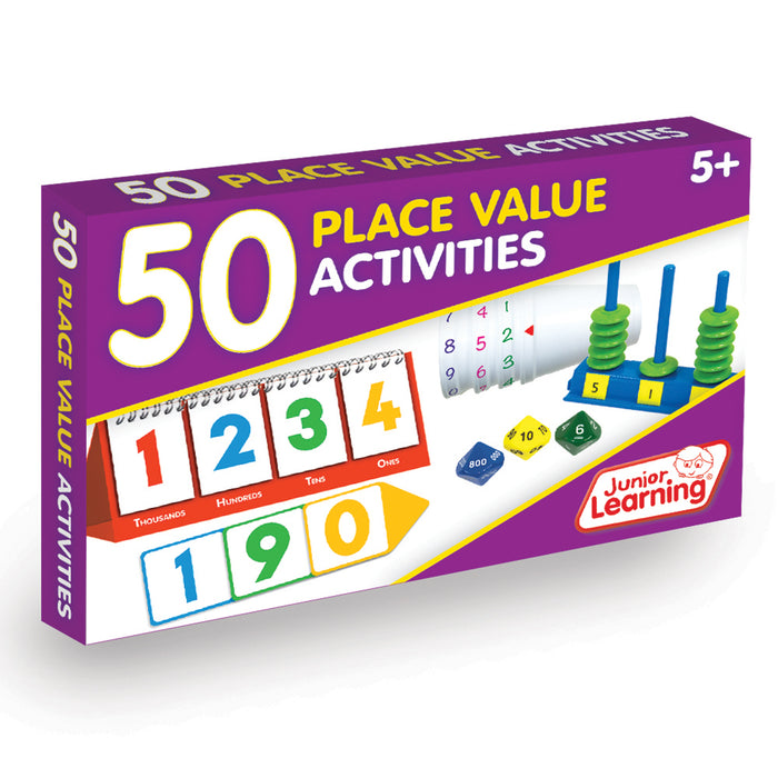 50 Place Value Activities