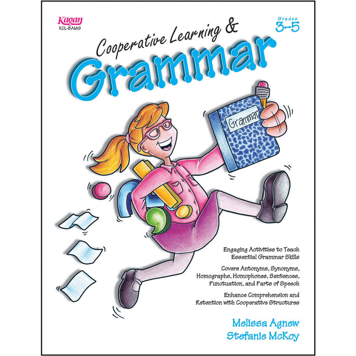 Cooperative Learning Grammar Gr 3-5