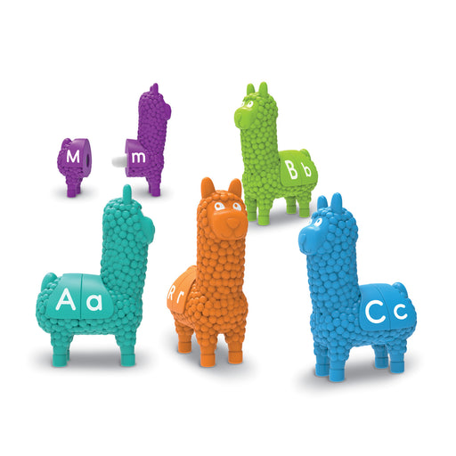 Snap-n-learn Letter Llamas