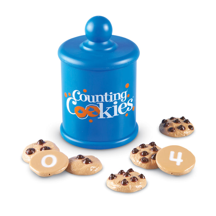 Smart Snacks Counting Cookies 0-10