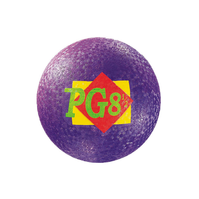 (3 Ea) Playground Ball 8.5in Purple