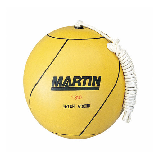 Tetherball Rubber Nylon Wound W- Rope