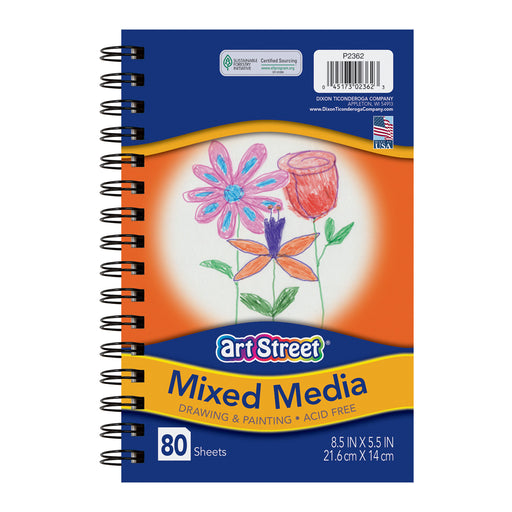 Mixed Media Journal Heavyweight 80 Sheets