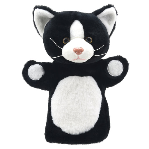 Puppet Buddies Cat (black & White)