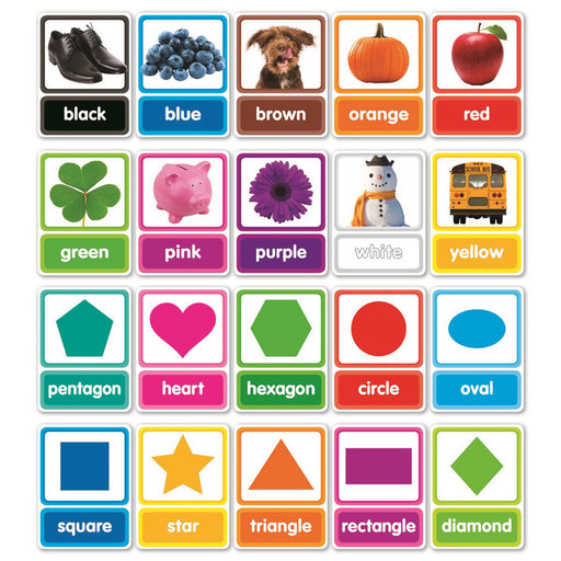 Colors & Shapes Bulletin Board Set